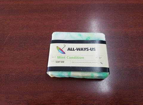 All-Ways-Us Bar Soap