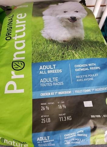 ProNature Adult All Breeds 11.3kg