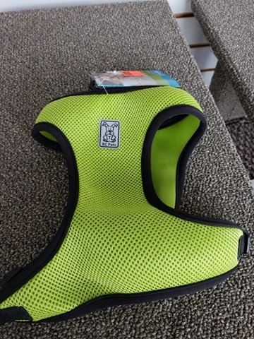 RC Pets Cirque Harness Lime Large