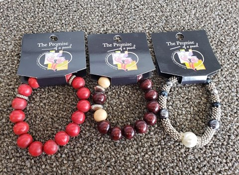 Promise of a Pearl Bracelets