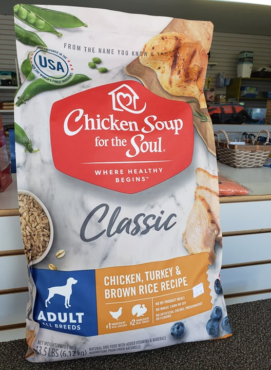 Chicken Soup 13.5lb Adult Dog