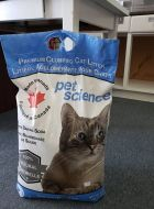 Pet Science Unscented Litter