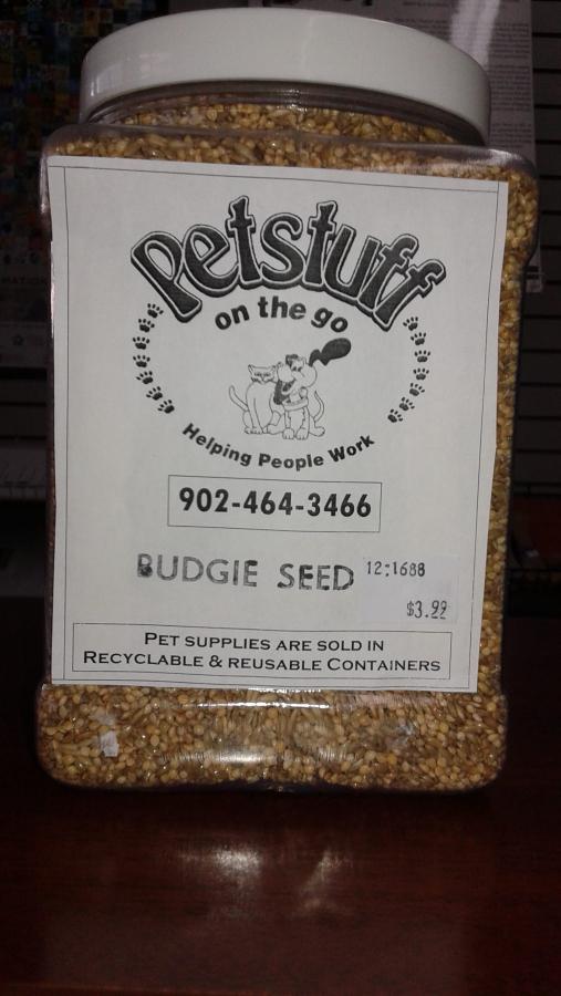 Petstuff Budgie Seed