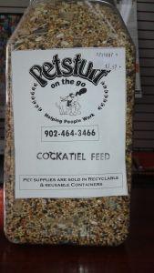 Petstuff Cockatiel Seed