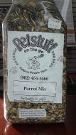 Petstuff Parrot Mix