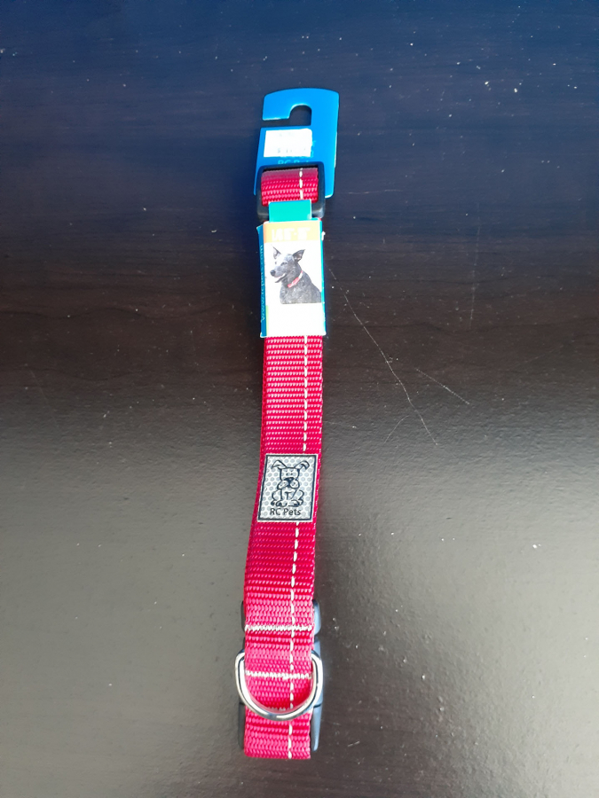RC Pets Red Clip Collar