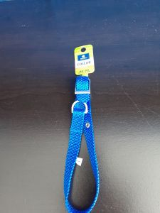 Top Paw Blue Buckle Collar