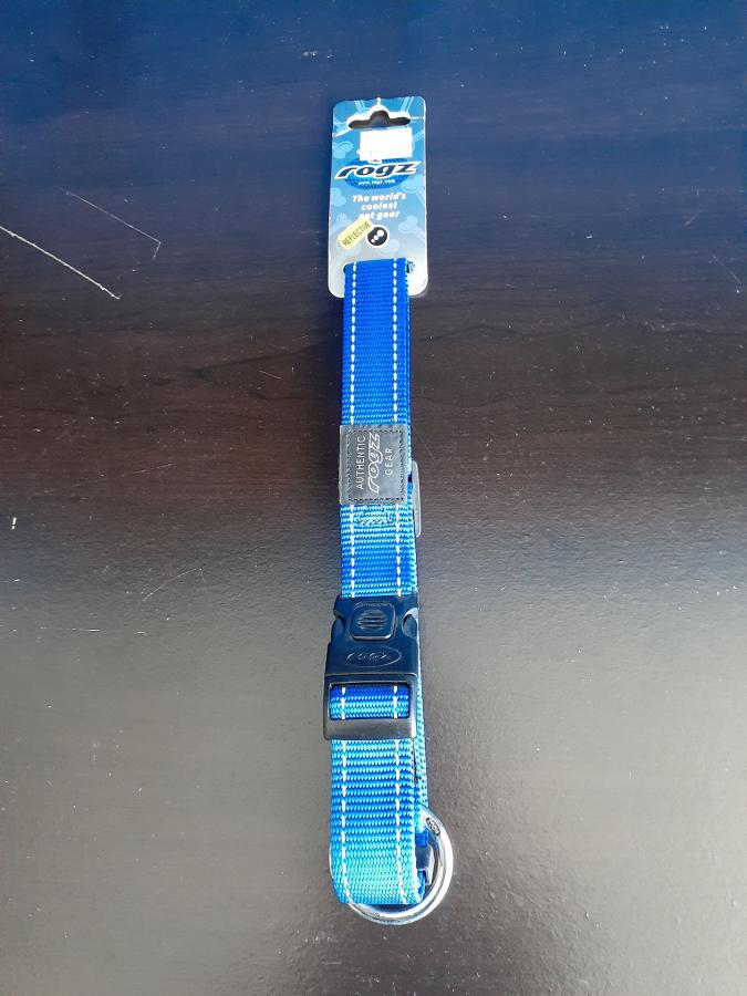 Rogz Blue Collar
