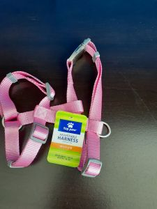 Top Paw Adj Pink Harness