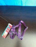 Burgham Fit & Click Purple Harness