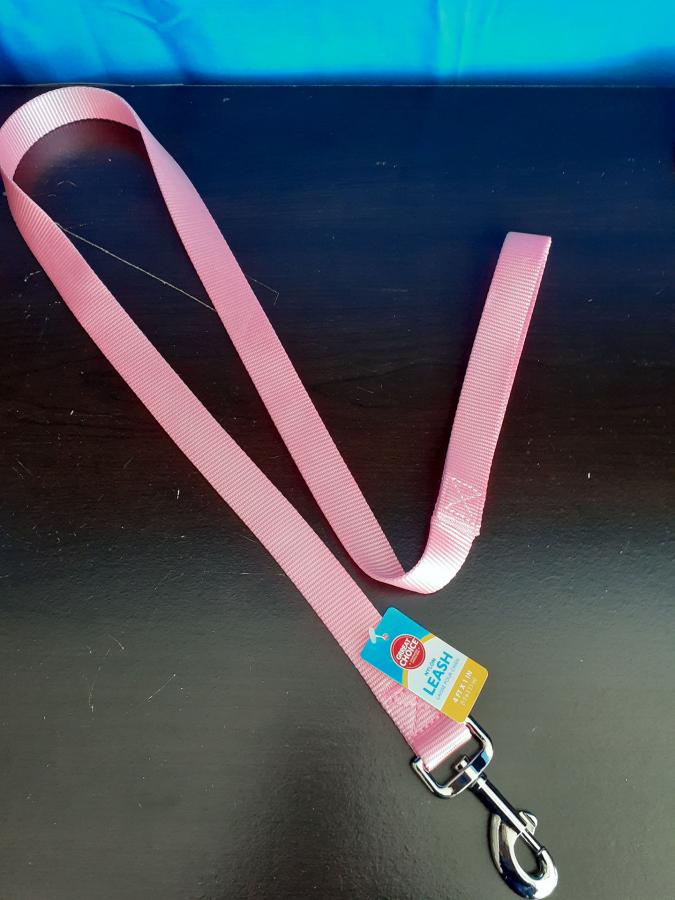Grreat Choice Light Pink Leash