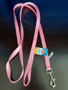 Grreat Choice Light Pink Nylon Leash
