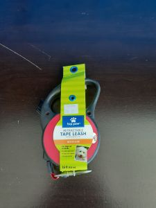 Top Paw Retractable Tape Leash Med