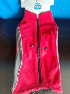 Rogz Snowskin Polarskin Jacket Red