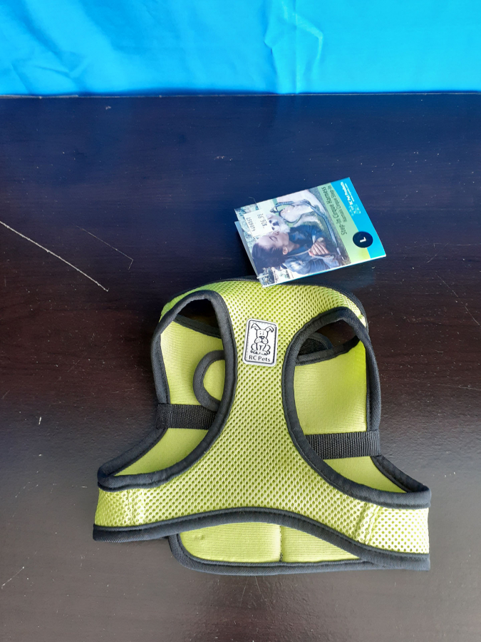 RC Pets Step in Curque Harness Large Lime