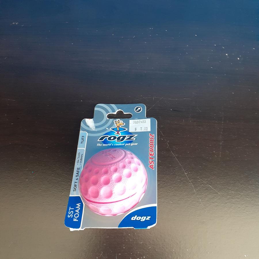 Rogz Asteroids Pink