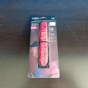 Clip On Red Marker Band