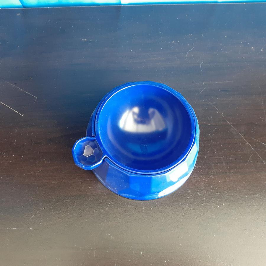 Diamond Pet Kit Tea Bowl Royal Blue