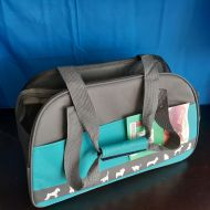 TUFF Top Load Travel Carrier Blue