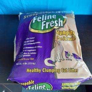 Feline Fresh 17lbs