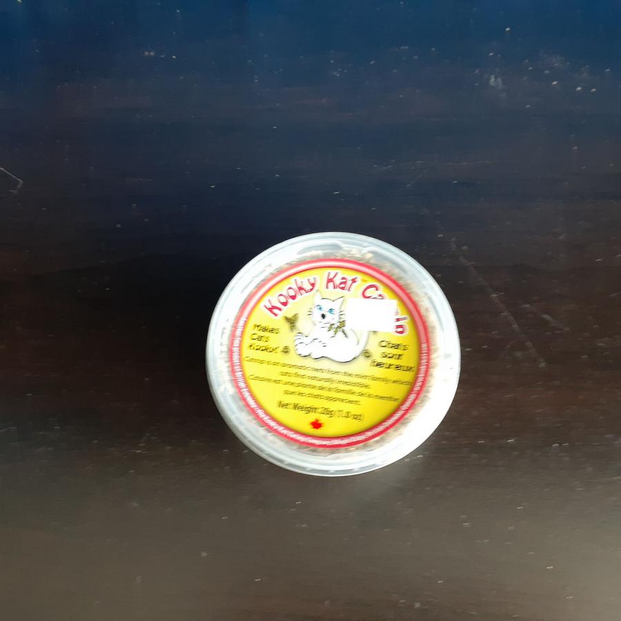 Kooky Kat Nip Tub 1.0oz