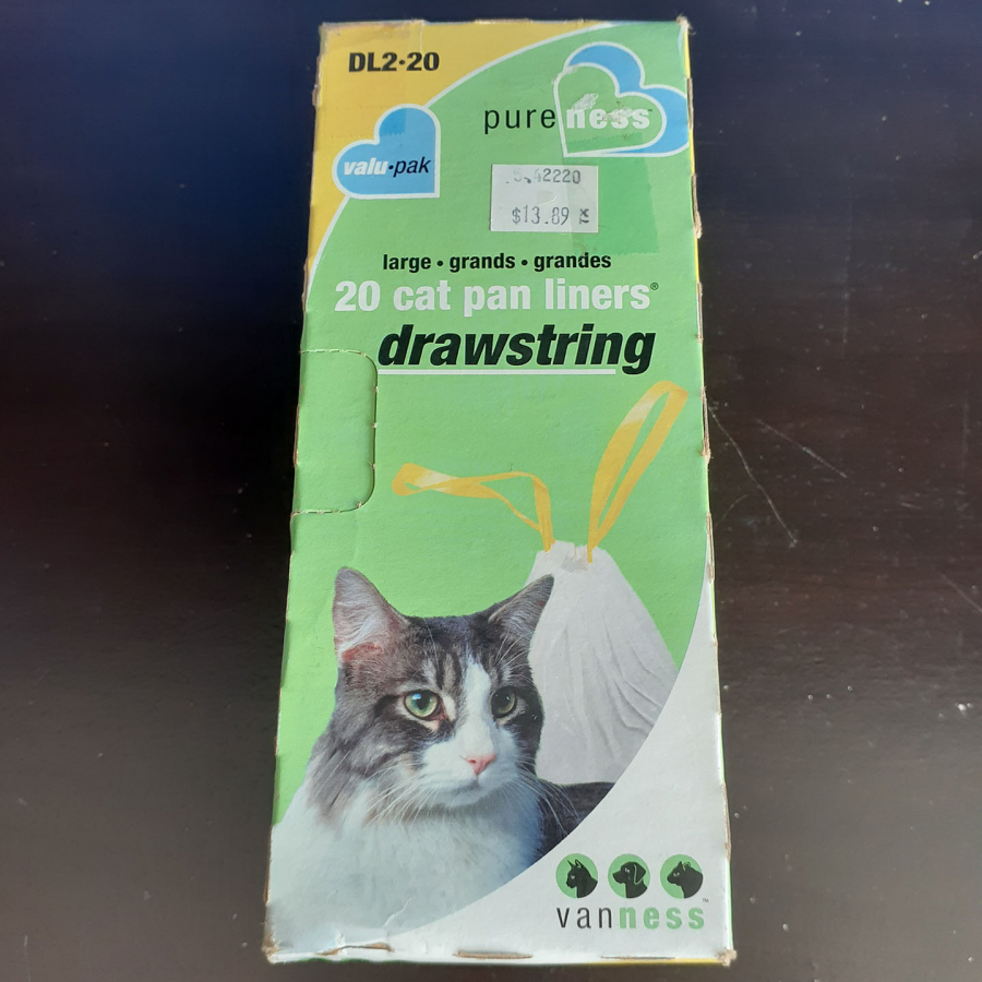 Pureness Drawstring Liners