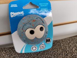 Chuck It Recycled Remmy Ball Medium