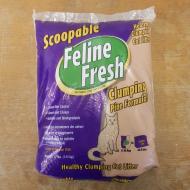 Scoopable 17lb Feline Fresh