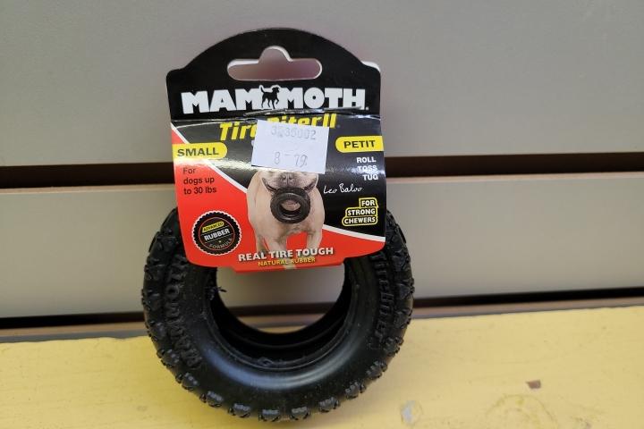 "Mammoth Tirebiter Small 3.75"""