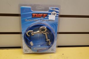 TUFF 10ft Cable Tie Out SML/MED