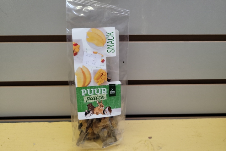 PUUR 50g Mango Chew Sticks