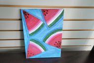 Mariah's Paintings Watermelon